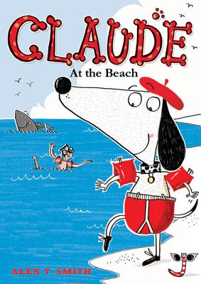 Claude at the Beach Cover