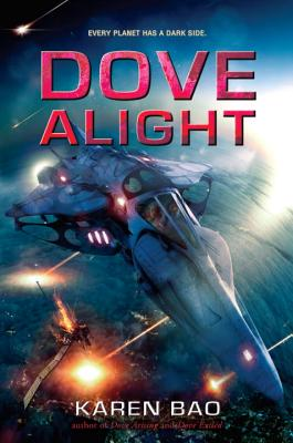 Dove Alight (The Dove Chronicles #3) Cover