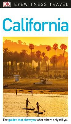 DK Eyewitness California (Travel Guide) Cover Image