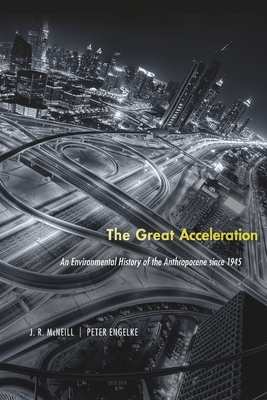 Cover for The Great Acceleration