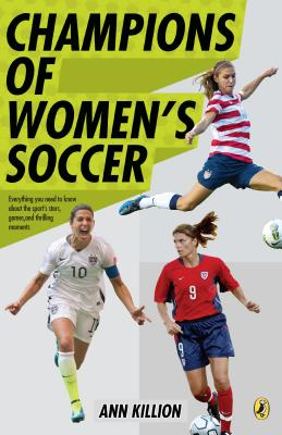 Champions of Women's Soccer Cover Image