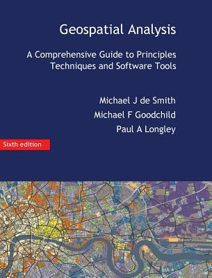 Geospatial Analysis: A Comprehensive Guide Cover Image