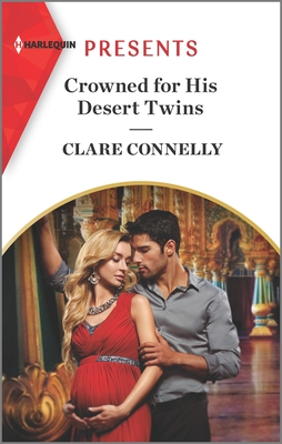 Crowned for His Desert Twins Cover Image