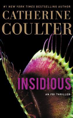 Insidious (FBI Thriller #20) Cover Image