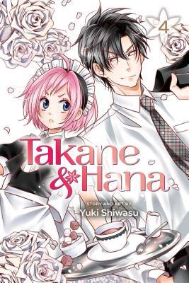 Cover for Takane & Hana, Vol. 4