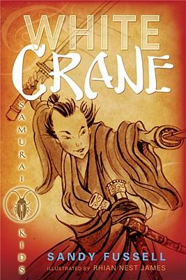 White Crane Cover Image