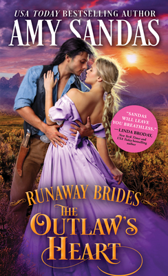 The Outlaw's Heart (Runaway Brides #3) Cover Image