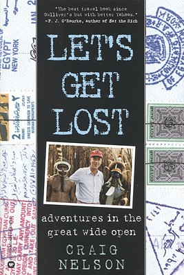 Cover for Let's Get Lost