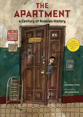 The Apartment: A Century of Russian History Cover Image