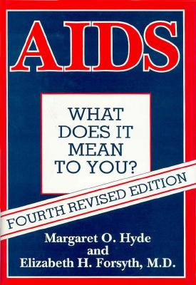 AIDS: What Does It Mean to You? Cover Image