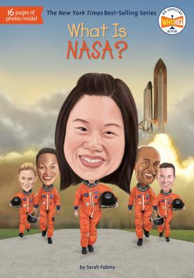 What Is NASA? (What Was?) Cover Image
