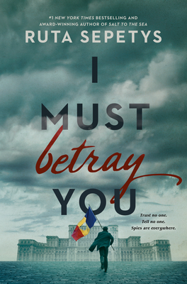 I Must Betray You Cover Image