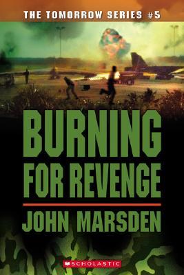Burning for Revenge Cover Image