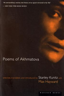 Poems of Akhmatova Cover Image