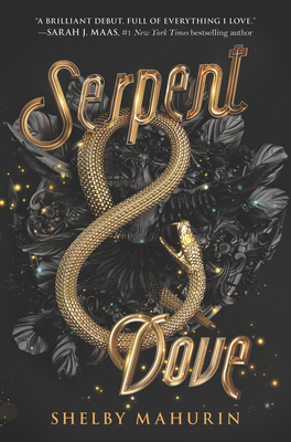 Serpent & Dove Cover Image