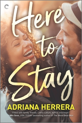 Here to Stay: A Workplace Romance Cover Image