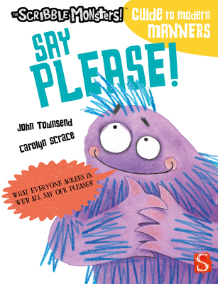 Cover for Say Please!