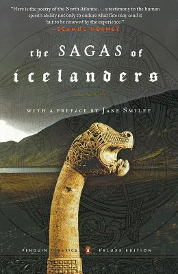 The Sagas of the Icelanders Cover Image