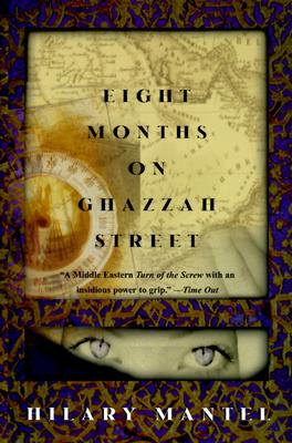 Eight Months on Ghazzah Street Cover