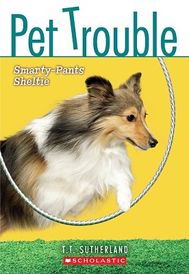 Cover for Smarty-Pants Sheltie