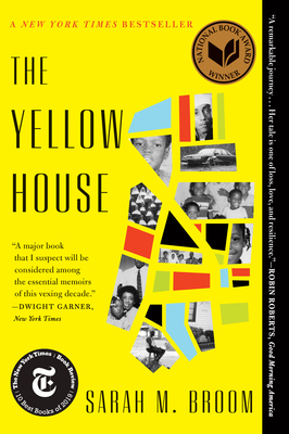 The Yellow House: A Memoir (2019 National Book Award Winner) cover