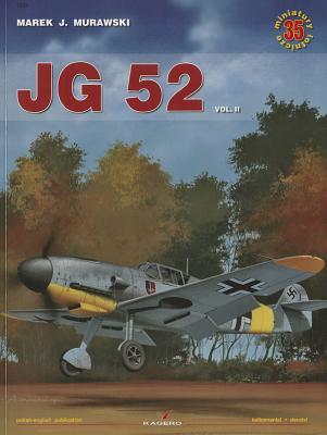 JG 52: Volume 2 (Air Miniatures #35) Cover Image