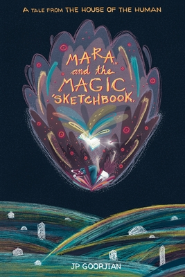 Mara and the Magic Sketchbook Cover Image