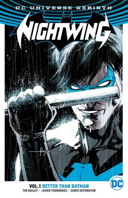 Cover for Nightwing Vol. 1