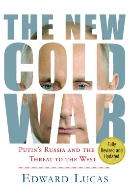 The New Cold War Cover