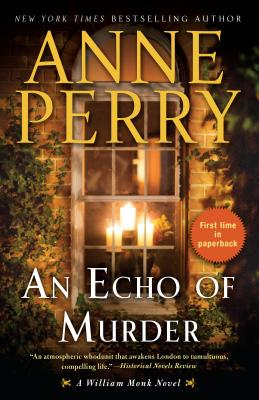 An Echo of Murder: A William Monk Novel Cover Image