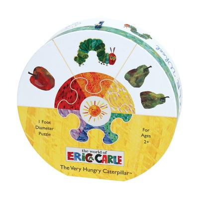 Eric Carle The Very Hungry Caterpillar Deluxe Puzzle Wheel Cover Image