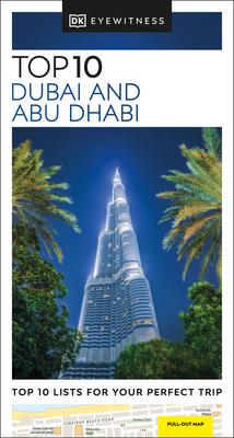DK Eyewitness Top 10 Dubai and Abu Dhabi (Pocket Travel Guide) Cover Image