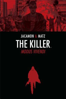 The Killer, Volume 3 Cover