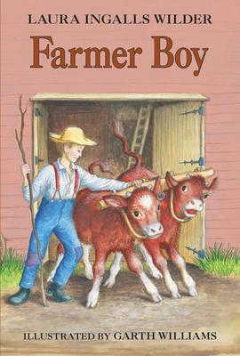 Farmer Boy (Little House #2) Cover Image