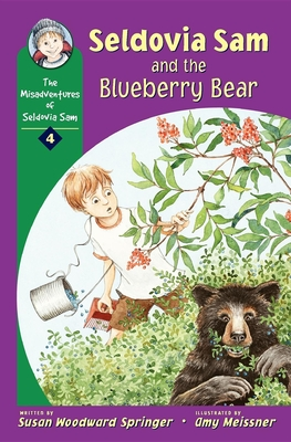 Seldovia Sam and the Blueberry Bear Cover Image