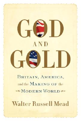 God and Gold Cover