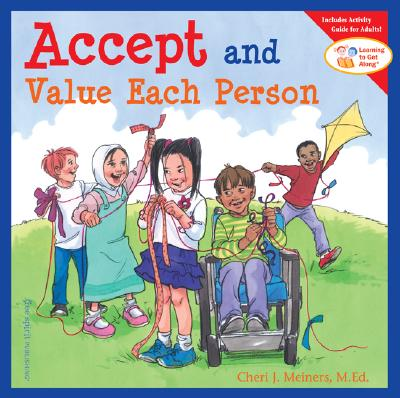 Accept and Value Each Person (Learning to Get Along®) Cover Image