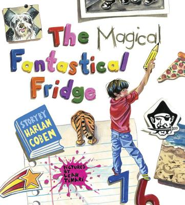 The Magical Fantastical Fridge Cover Image