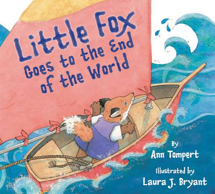 Little Fox Goes to the End of the World Cover