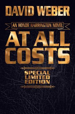 At All Costs (Honor Harrington  #11) Cover Image