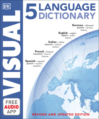5 Language Visual Dictionary Cover Image