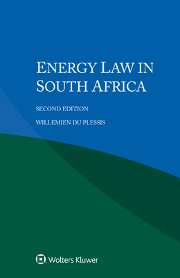 Energy law in South Africa Cover Image