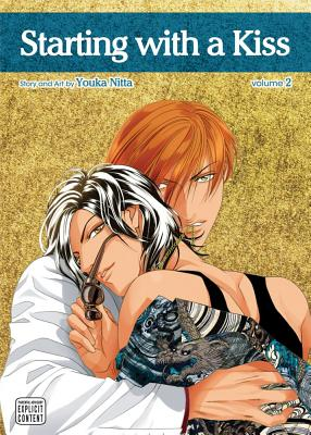Cover for Starting with a Kiss, Vol. 2