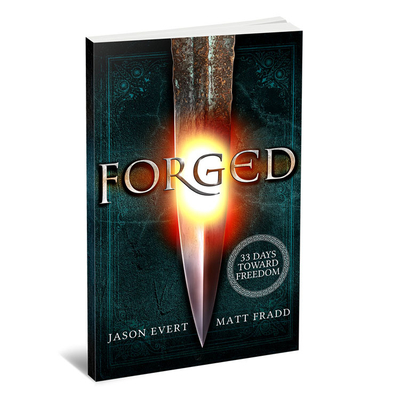 Forged: 33 Days Toward Freedom Cover Image