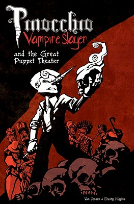 Pinocchio Vampire and the Great Puppet Theater Cover Image