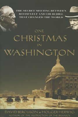 One Christmas in Washington Cover