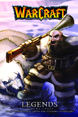 Warcraft Legends, Volume 3 (Blizzard Manga) cover image