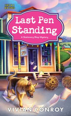 Last Pen Standing Cover Image