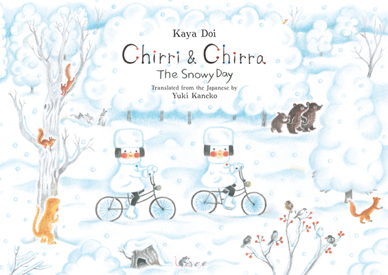 Chirri & Chirra, the Snowy Day Cover Image