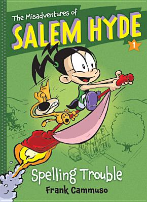 Cover for The Misadventures of Salem Hyde